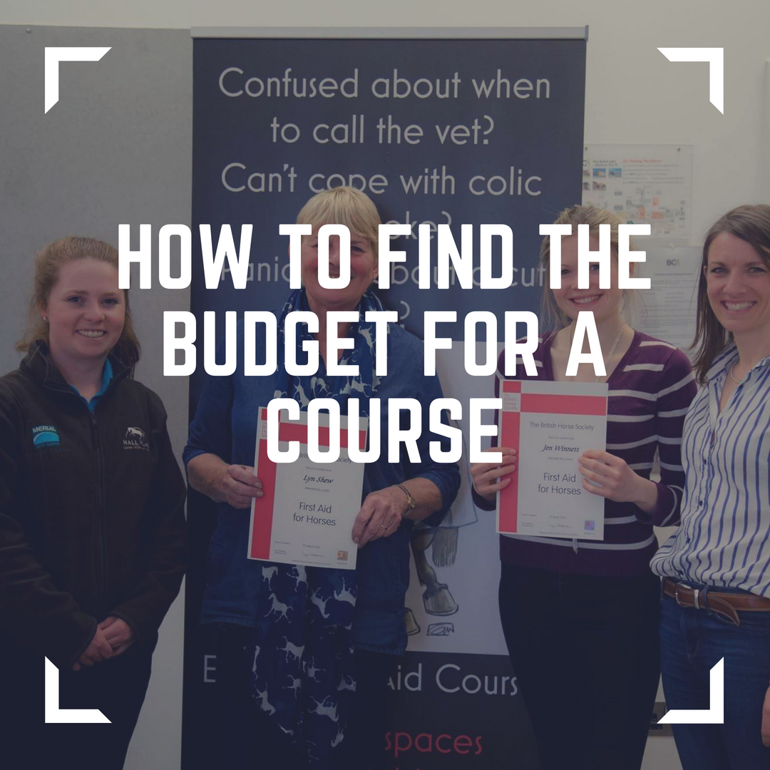 How to find the budget for a course   copy